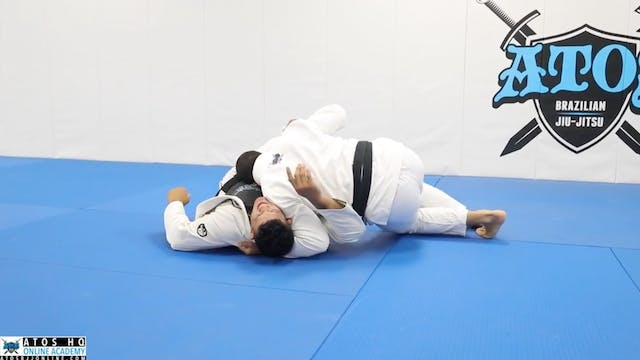Guard Pass Options/Variations From Do...