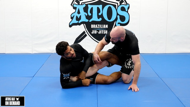 The Hippoplata: From 4/11 Heel Hook to Crucifix
