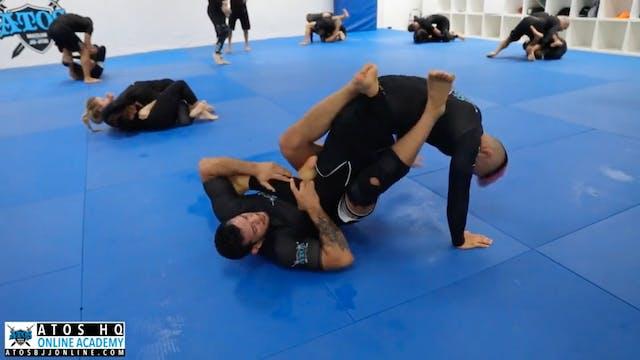 Lucas Barbosa vs Chase Namba (blue belt)