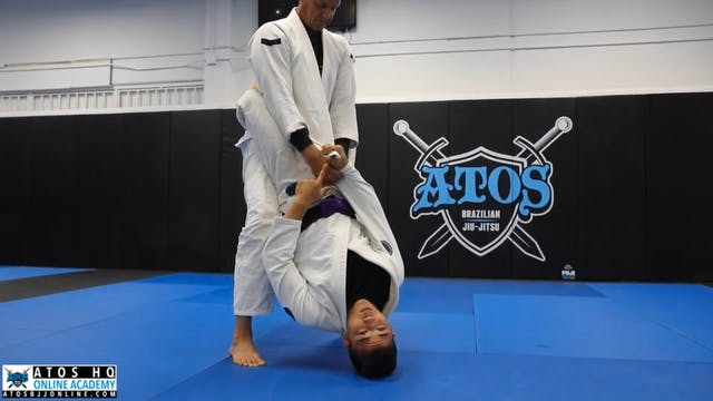 Setting Up The X Guard Sweep From Clo...