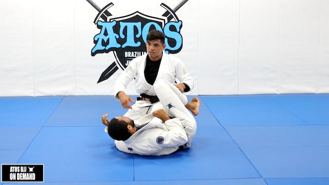 Part 3: Different Ways to Deal Against Open Guard