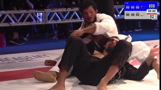 Highlight: Lucas Barbosa vs Leandro Lo at BJJ Stars