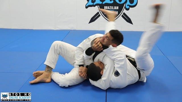 Intro Jiu-Jitsu Day 19