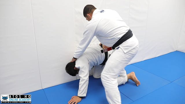 Self-Defense Day 8