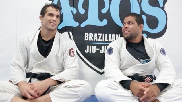 Galvao Interviews Black Belt Rafael V...