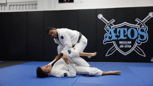 Leg Drag Concepts from Different Guards