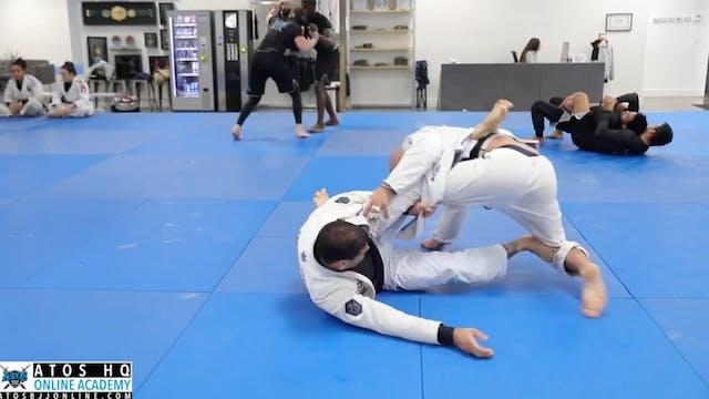 Europeans Champion Jonnatas Gracie vs...