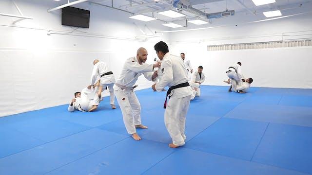 Andy Murasaki (Black Belt) vs Andre V...
