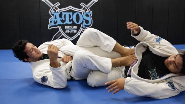 Straight Ankle Lock Variations From S...