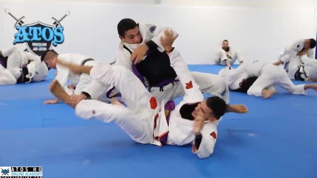 Atos HQ Elite Purple Belts Tye Ruotol...