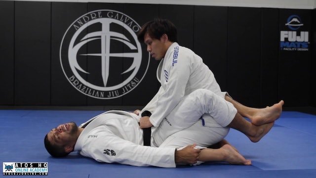 Sweep From Closed Guard