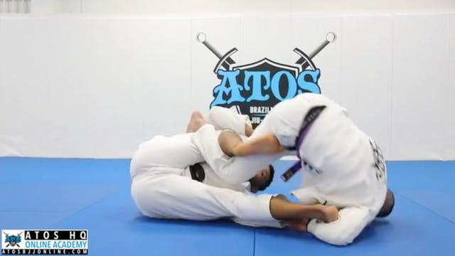 The Tornado Spider Guard Sweep