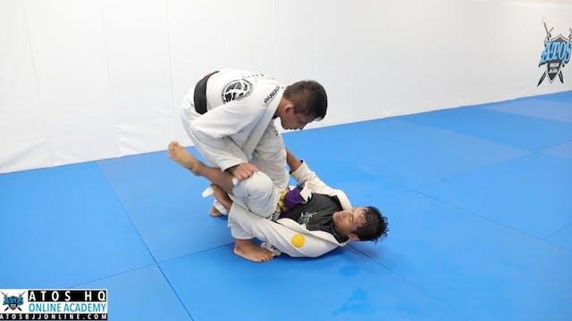 Black Belt Champ Lucas Pinheiro vs Ri...