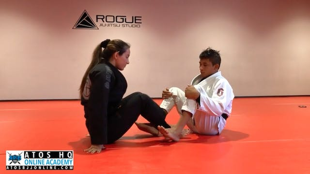 STRAIGHT ANKLE LOCK DETAILS ANGELICA ...