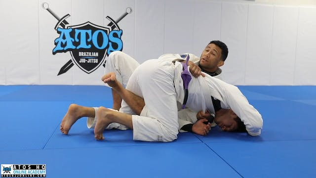 Drills - Back Take From Turtle + Back...