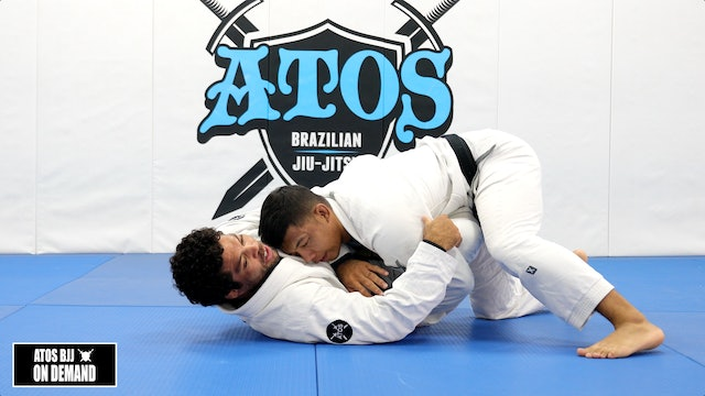 Knee Cut Guard Retention & Modified Kiss of the Dragon