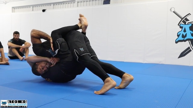 Guillotine Defense from Closed Guard & Mount