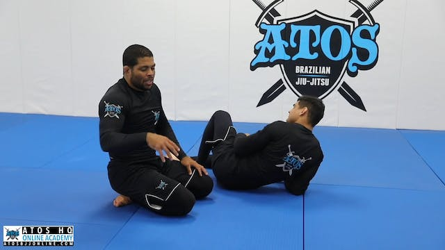Knee on Belly Transitions