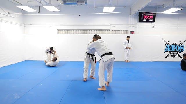 Atos Jiu-jitsu Hq Elite Black Belts A...