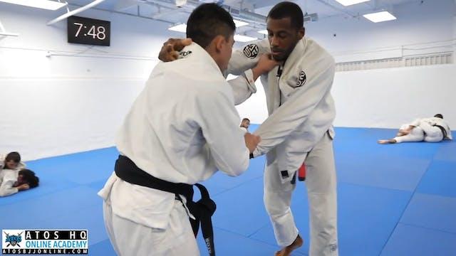 BJJ Phenom Andy Murasaki vs Juan Cleb...