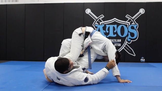 One Leg X Guard from DLR with Lasso +...