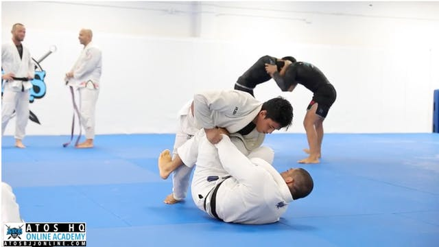 Andre Galvao Sparring Sesh With 2020 ...