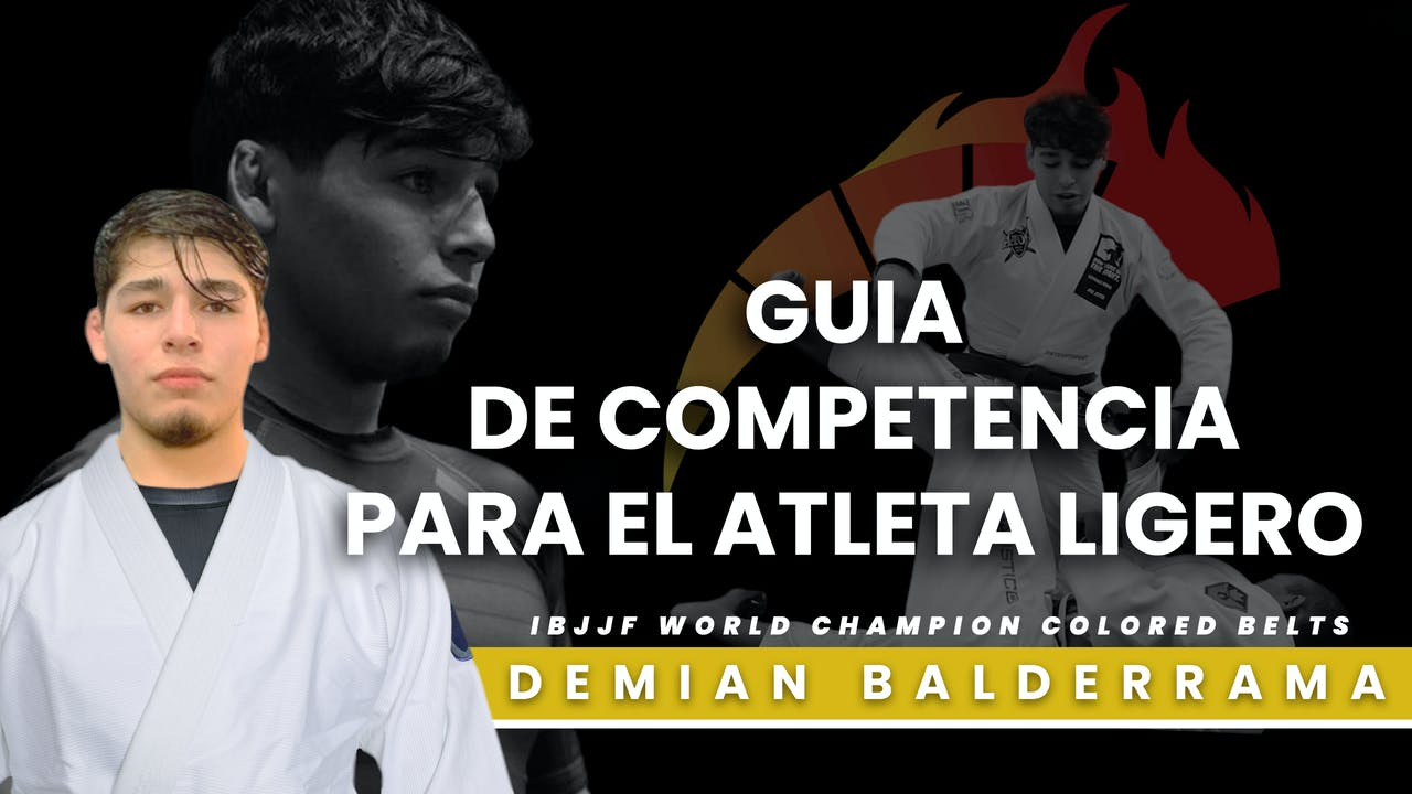 Guía de Competencia | Demian Balderrama