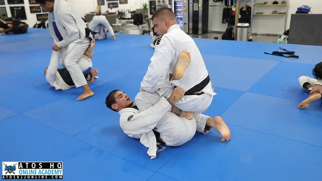 Black Belt: Gustavo Batista vs Jonnatas Gracie