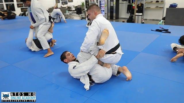 Black Belt: Gustavo Batista vs Jonnat...