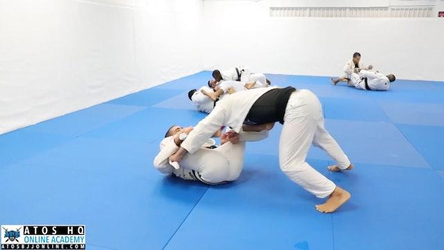 Lucas Barbosa vs Nisar Loynab