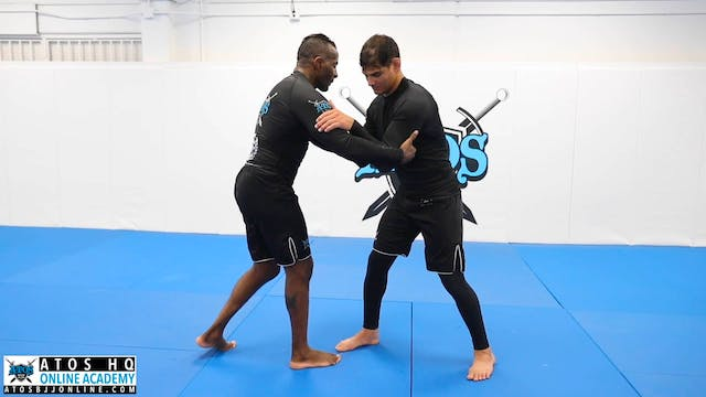 Double Outside Elbow Control