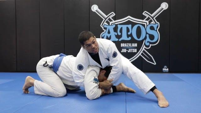 Kimura Trap from Single Leg Defense +...