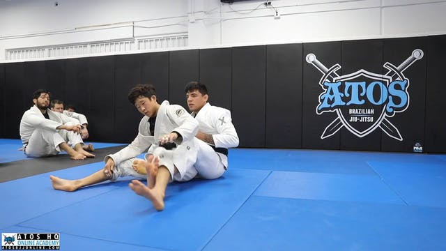 Stack Guard Pass From Reverse DLR