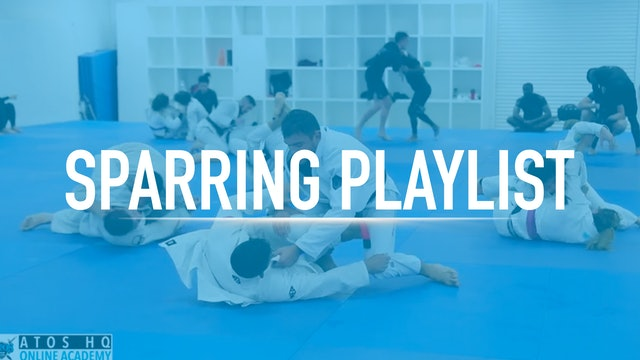Sparring Playlist