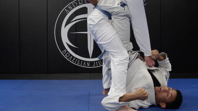 Basic Muscle Sweep from Closed Guard ...