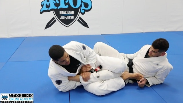 Basic Details For Straight Ankle Lock Submission