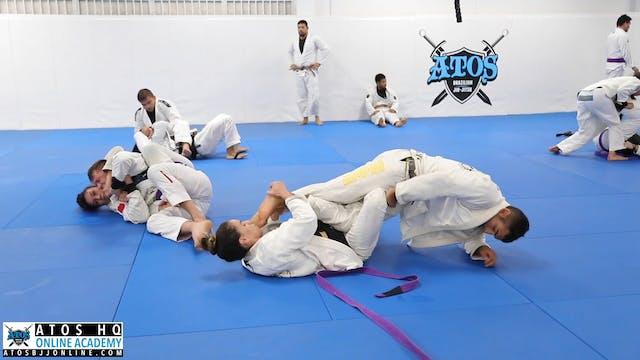 Luiza Monteiro vs Daniel Sathler (Pur...