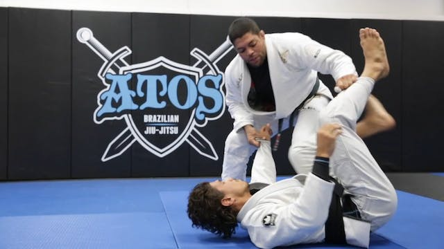 Sweeping Using the Spider X Guard