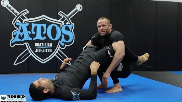 """How To Open Closed Guard Using the """"Pigeon"""" Concept"""
