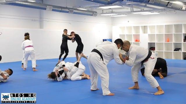 Atos Black Belts Nisar Loynab vs Andy...