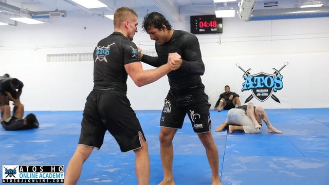 Lucas Barbosa vs 10th Planet Black Belt PJ Barch