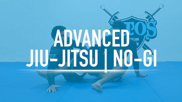 Advanced Jiu-Jitsu | No-Gi