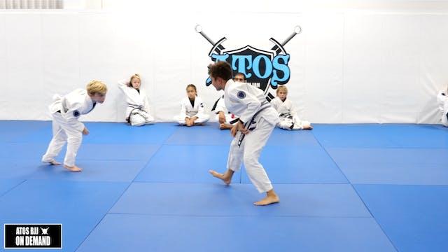 Kids Class Super Fights
