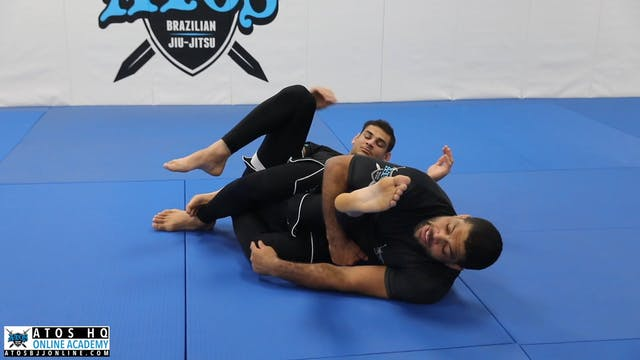 Leg Attack Subs