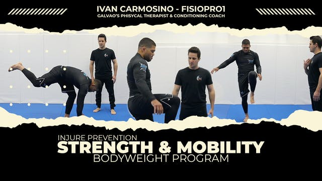 Strength & Mobility Bodyweight Program | FISIOPRO1