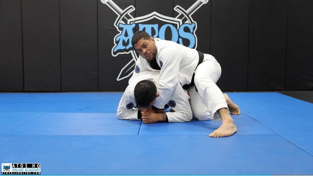 Back Take From Turtle + Arm Bar Finish