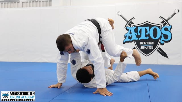 """""""The Floating"""" Knee Cut Pass 