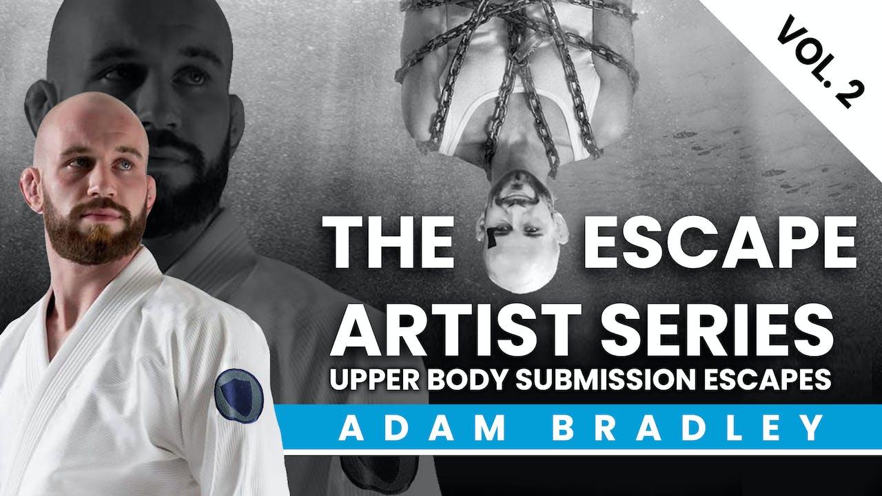 The Escape Artist Series - Vol. 2   Adam Bradley