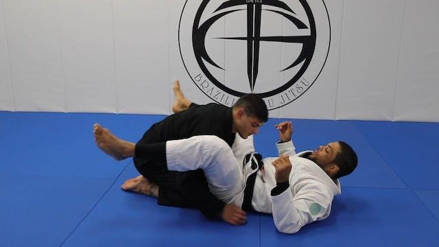 Hip Twisting Stack Defense