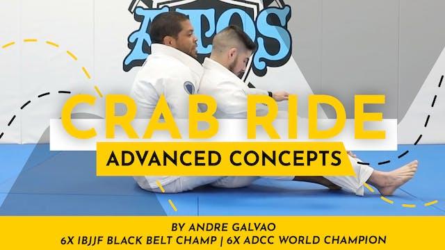 Advanced Crab Ride | Andre Galvao